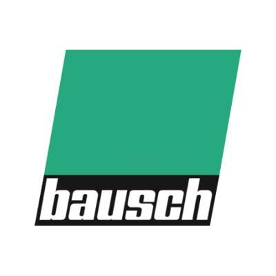 Aucch die Firma Bausch vertraut auf die Leistungen von Dietrich Werbetechnik