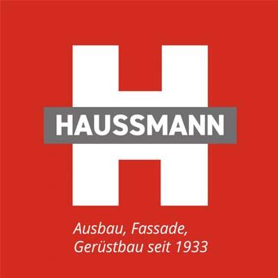 Die Firma HAUSSMANN vertraut auf die Qualität von Dietrich Werbetechnik